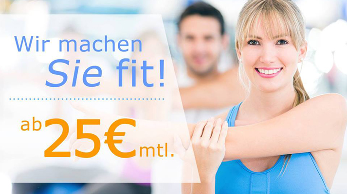 Fitnesstraining Bad Sachsa